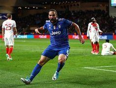 موناکو 0-2 یوونتوس  لگد گورخر به بخت شاهزاده ها