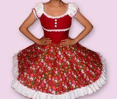 Resultado de imagen para vestidos de huasa modernos Clogs Outfit, Dance Costumes Lyrical, Fashion Outfits, Womens Fashion, Frocks, Girls Dresses, Two Piece Skirt Set, How To Wear, Style