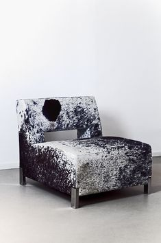 uptown chair Designed by India Mahdavi