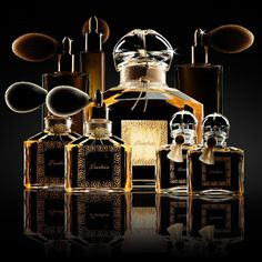 Guerlain - Parfum sur Mesure