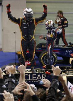 GP Abu Dabi 2012 - Kimi Raikkonen