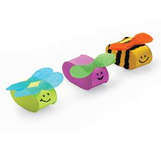 kids craft: tumble bugs...