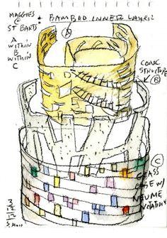 Steven Holl reveals Design Concept for Maggie's Barts
