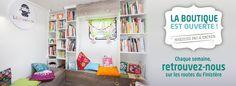 Liliroulotte : librairie jeunesse et accompagnement parental dans le Finistere