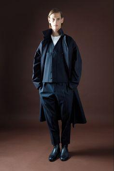 Lemaire Fall 2012 Menswear Fashion Show
