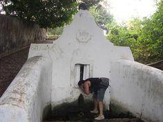 Fonte de Pedra - Alcantara, Maranhao, foto: Luis Fonte