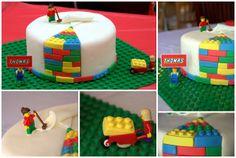 Lego Cake!!! OMG @jayne evangelista evangelista Crumpet!!! O M GEEEEEE Awesomeness!!!!