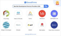 Adding a feather to our cap, #GoodFirms has once again recognized us as the most excellent chatbot developers from the USA, UK, and worldwide. Webgen Technologies appreciates the recognition and promises to uphold and sustain such excellence in everything we do. Glad to share this proud moment with fellow developers in the industry. #ConversationalAI #Chatbots #BotPlatform #MachineLearning #BotDevelopment #BotBuildings #AI #ML #ChatbotServices #botdevelopmentUSA #bestchatbotUSA Machine Learning, Software Development, Blockchain, Innovation, Feather, Apps, In This Moment, Technology, Tech