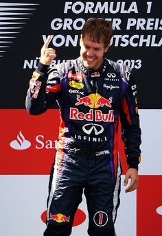 Sebastian Vettel - F1 Grand Prix of Germany