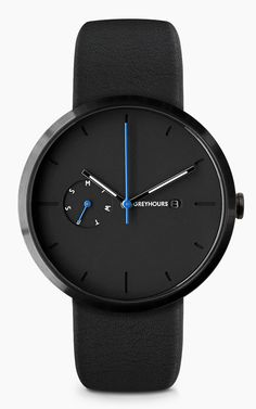 GREYHOURS / ESSENTIAL Black