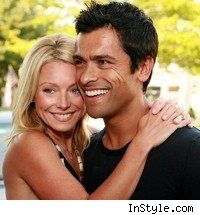 Kelly Ripa and Mark Consuelos, married since 1996