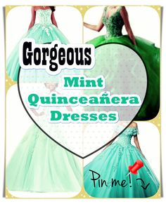 Tips on how to pick out Mint Quinceanera dress for the Quinceanera party -- the original Latin American ritual which marks the passage of a woman from childhood to adulthood. Mint Quinceanera Dresses, Quinceanera Party, Dip Dye Hair, Natural Hair Styles For Black Women, Young Female, All About Eyes, Adolescence, Medium Hair Styles, Childhood