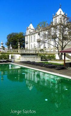 Palácio do Freixo no Porto www.webook.pt #webookporto #porto #arquitectura