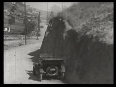 282. Our hero jumps (or falls) into an automobile | Fast and Furious (1924)