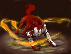 The soul burns bright by SirKoday on DeviantArt – My CMS Fantasy Creatures, Mythical Creatures, Anime Wolf Drawing, Cartoon Wolf, Demon Wolf, Fantasy Wolf, Wolf Pictures, Anthro Furry, Fox Art