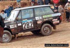 Jean-Pierre Simon, Dakar 82