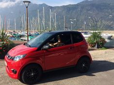 Ab in den Urlaub mit den Mopedautos von Aixam. #aixam #urlaub Vehicles, Car, Autos, Summer Recipes, Automobile, Vehicle