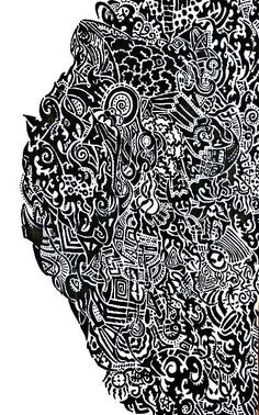 Doodle art...abstract art and illustration
