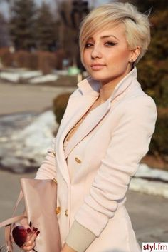 styles of pixie cuts - Google Search