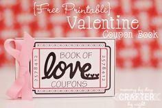 QUIERO UNA BODA PERFECTA: Imprimibles y DIY: Cupones del amor para San Valentín