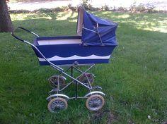 Kinderwagen Vintage