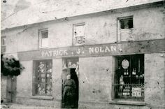Patrick J. Nolan's - today it is the Skillet Bar, Athenry, Co. Old Photographs, Me On A Map, Skillet, Ireland, Bar, History, Style, Swag, Historia