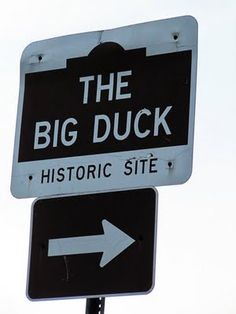 The Big Duck - Long Island New York After that advertising, it better be BIG Fire Island, Long Island Ny, Montauk Lighthouse, Montauk Point, Big Duck, Jones Beach, Local Color, Hidden Places, Barefoot Contessa