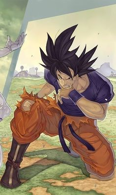 Goku!!! (≧∇≦)/  ✨✨   ✨✨ ✨✨✨✨