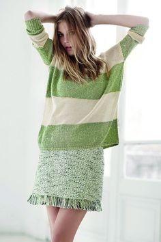 Paula Cahen D´Anvers SS13 - Sw Lentejuelas Gema  75%cotton-25%polyester - 5gg