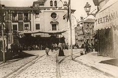 Iglesia Nstra. Sra de la Gracia, en la plaza del Humilladero 1890