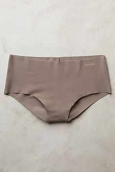Calvin Klein Underwear Invisible Hipsters