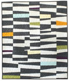 Quilts Made Modern by Barbara Perrino :: cones