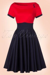 6c7c825901 Dolly and Dotty Darlene TopVintage Exclusive Swing Dress 102 31 21756  20170328 0016W Swing Rock