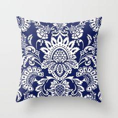 damask, damask pattern, palm, Pashley...