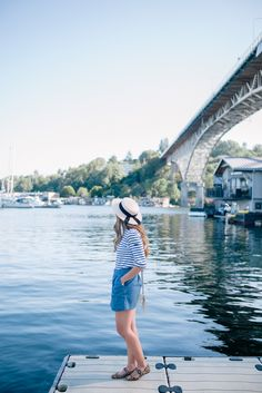 August travel hot spot: Seattle. Take a trip to the PNW and eat at the Westward restaurant.   Photo: Gal Meets Glam