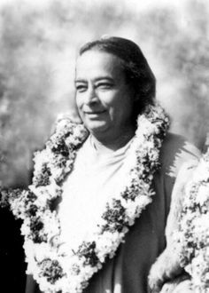 """""""Man comes here [on Earth] for the sole purpose of learning to break the cords that bind his soul. Disease, failure, negation, greed, jealousy — break these bonds now. You are in a cocoon of your own bad habits, and you must be freed to spread its wings of beautiful divine qualities."""" (by Paramhansa #Yogananda).  #yoga; #spirituality"""