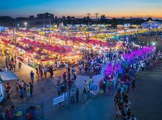 The Richmond Night Market is just a block away from the Bridgeport Canada Line station, featuring an international food fair with over a hundred vendors with over five hundred food items from all over the world. Open May 2018 to October Visit Vancouver, Sunshine Coast, Summer Nights, British Columbia, North America, Central America, Dolores Park, Adventure, Marketing