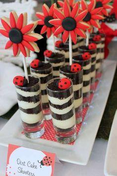 Ladybug Birthday Party Birthday Party Ideas | Photo 10 of 27 | Catch My Party
