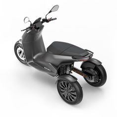 Tricycle Bike, Scooter Bike, Electric Trike, Electric Cars, Strange Cars, Motorized Bicycle, Small Cars, Bike Design, Cars And Motorcycles