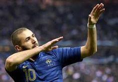 Karim Benzema: prolific goalscorer...