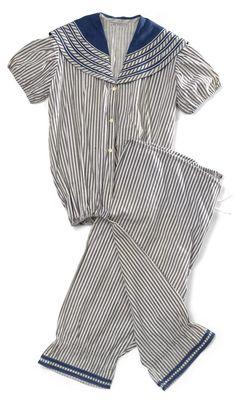 Damenbadeanzug, um 1900, Kretonne © Wien Museum Splish Splash, Summer Heat, Bathing, Museum, Collection, Fashion, Fashion Styles, Culture, Bath