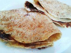 Špaldové palacinky so slivkovým lekvárom - recept Ethnic Recipes, Fitness, Food, Essen, Meals, Yemek, Eten