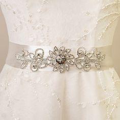 Strass bruiloft / speciale gelegenheid sjerpen – EUR € 28.87