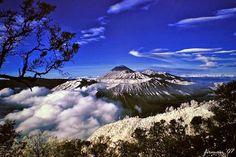 Lorentz National Park in Papua recognized UNESCO in 1999
