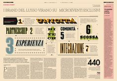 How to create private and  personal shopping experience for wealthy individuals.  Lettering by @NicoloGiacomin @Moda24