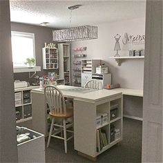 My New Craft Room (March 3/15)