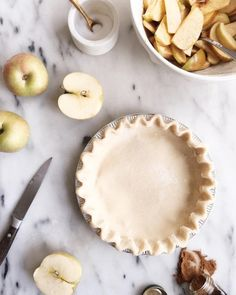 make this incredibly easy apple tart the perfect cozy dessert for chilly winter evenings!  #currentlycoveting #holidays2015 #holidaze #holidaystyle