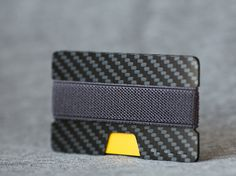 Carbon fiber wallet, credit card wallet, women and men wallet , minimalist slim, modern design