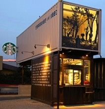 First Eco Friendly Starbucks Store ~ Information Oomph