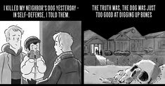 5 Bite-Sized Horror Stories Turned Into Spooky Comics #collegehumor #lol